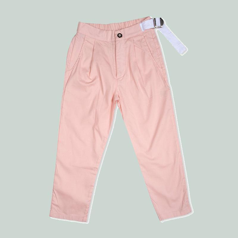 Tinono Kids bottom Voyager pink trousers