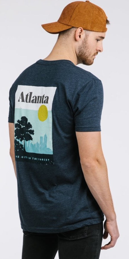 CITY IN THE FOREST TEE