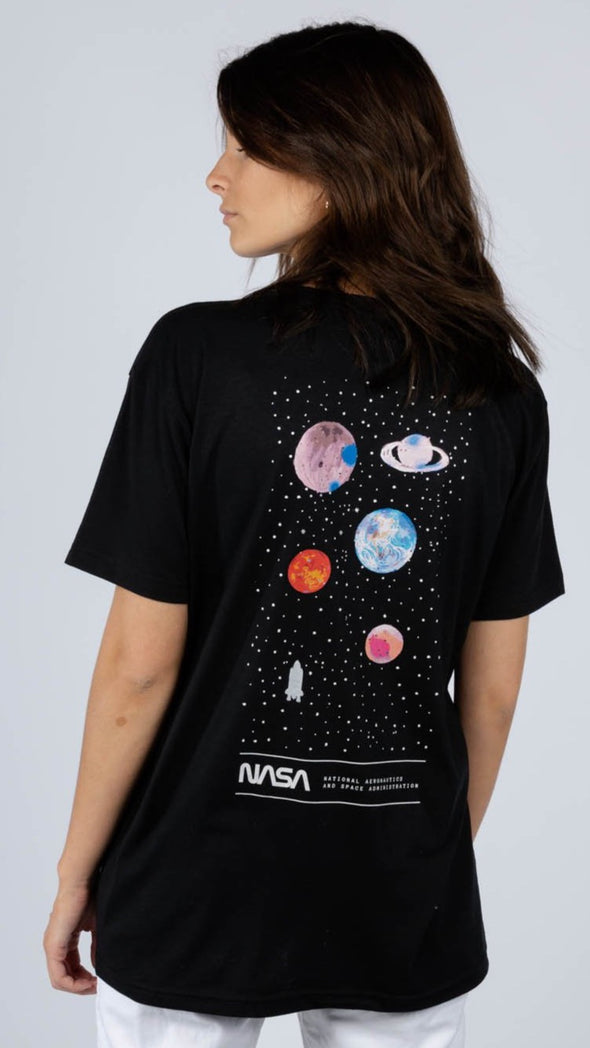 NASA PLANET TEE @outlet