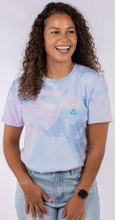 LOVE ANYWAY TIE DYE
