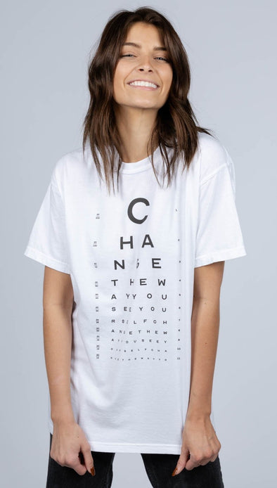 SEE YOURSELF TEE