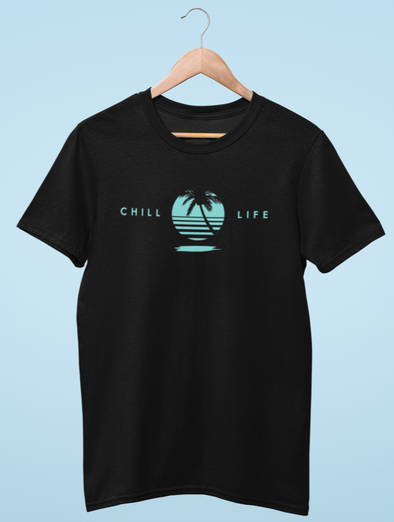 CHILL LIFE TEE