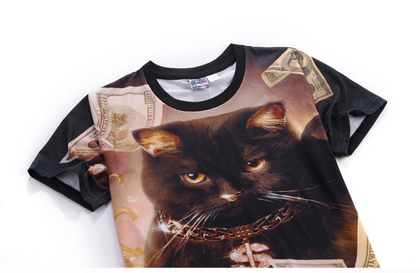 Cats Also Like Dollors Shirt