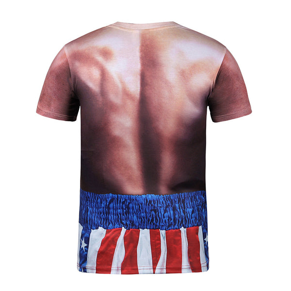 Barbecue Muscle Shirt