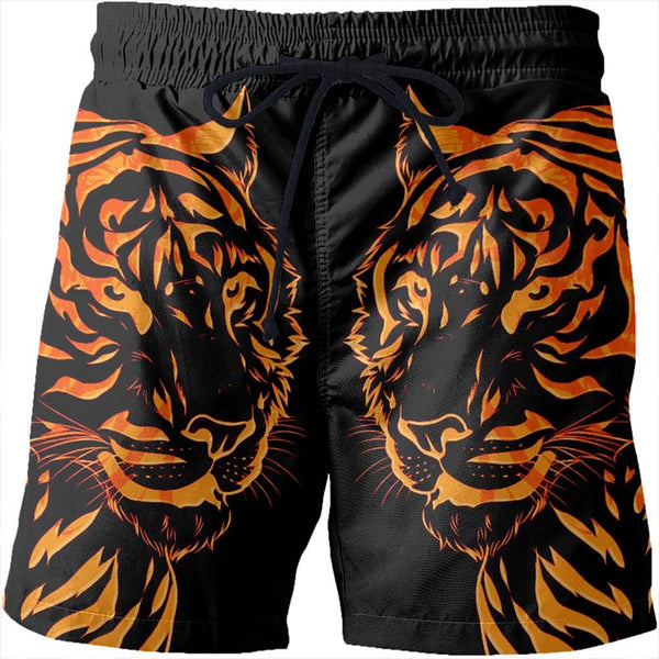 Double Tiger Shorts
