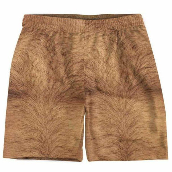 Sexy Dad Bod Hairy Shorts