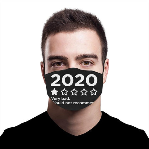 2020 Face Mask for Christmas