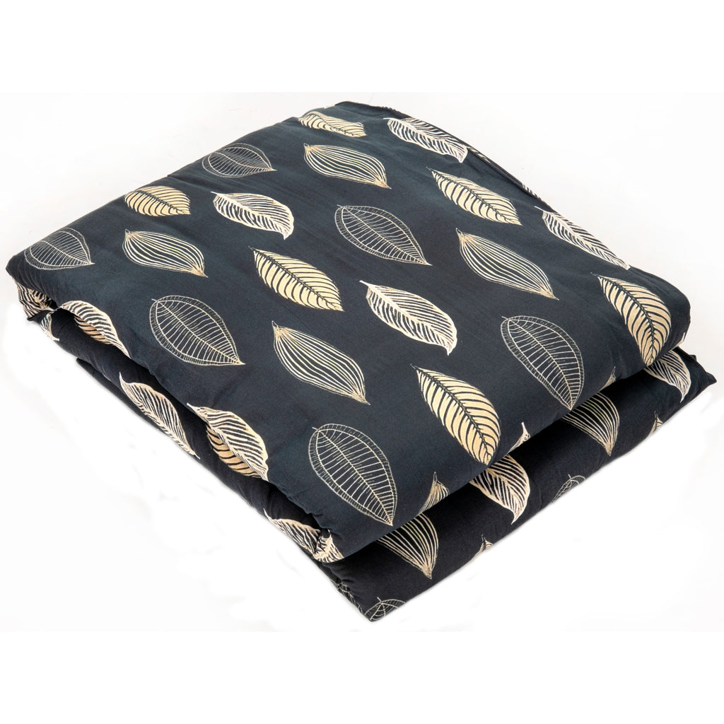Olive Leaf - Organic Cotton Weighted Blanket Cover