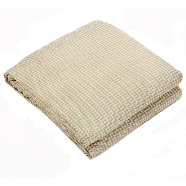 Soft Cream - Organic Cotton Weighted Blanket Cover