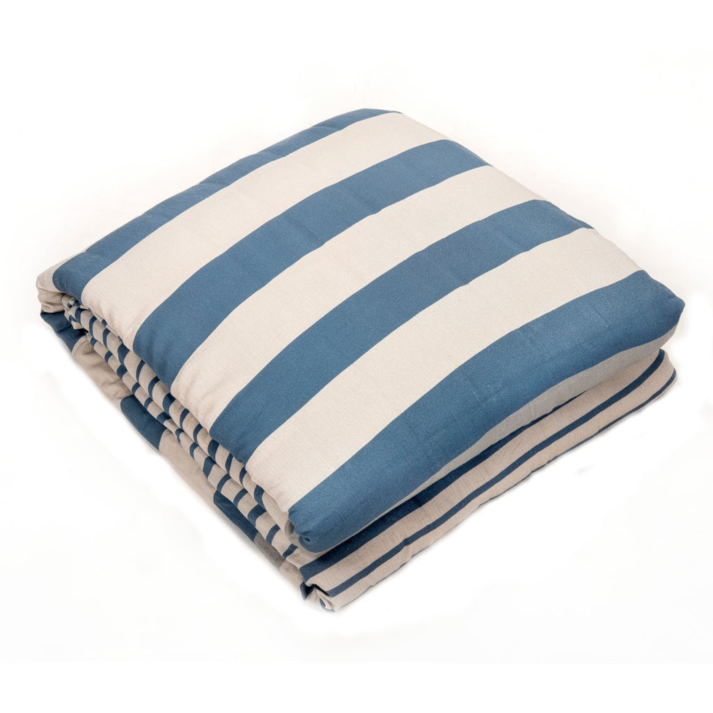Blue Sky - Organic Cotton Weighted Blanket Cover