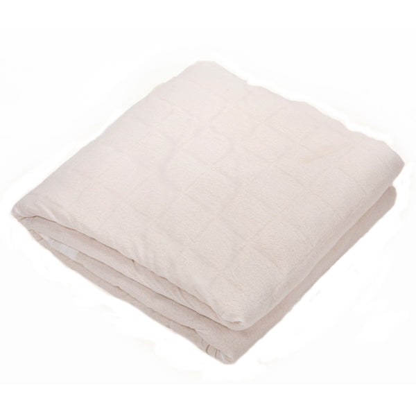 Offwhite - Organic Cotton Weighted Blanket Cover