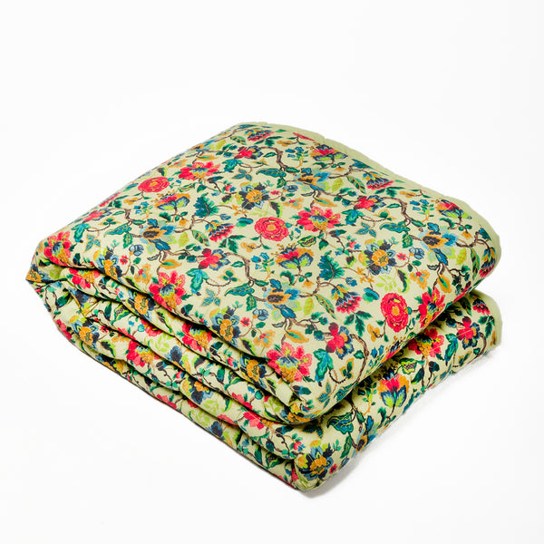 Blossom - Cotton Weighted Blanket