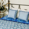 Blue Meena Iznik Art - Quilt Set