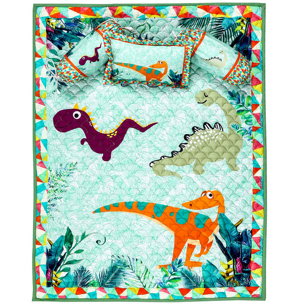Jungle Fever - Kids Quilt