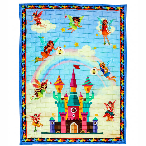 Fairy Tales - Kids Quilt