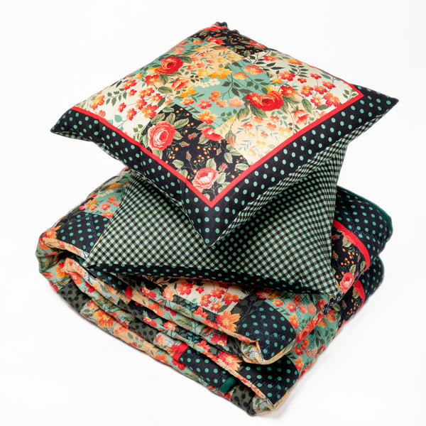 Patch Garden - Quilt Set