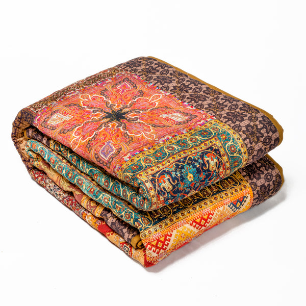 Persian Carpets - Quilt Set