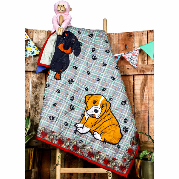 Puppy Love - Kids Quilt