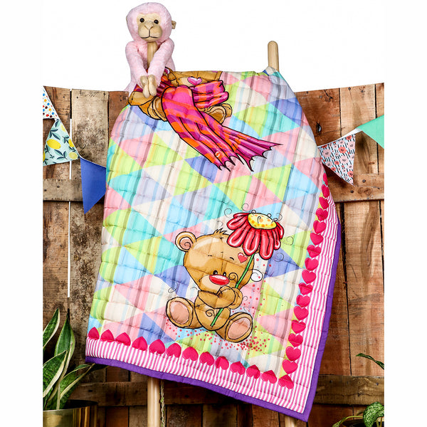 Bear Hugs - Kids Quilt
