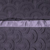 Valencia Grey - Bed Cover