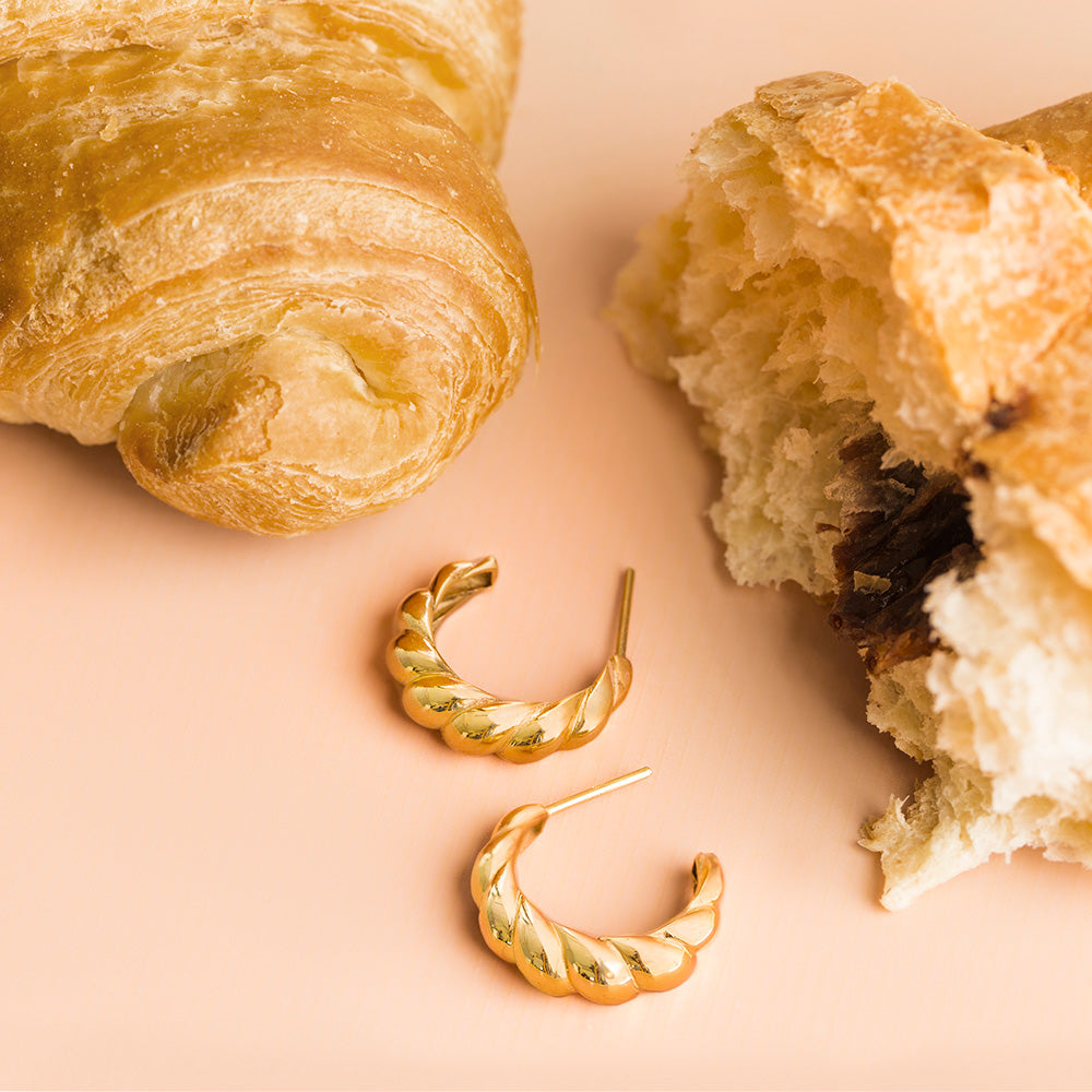 Croissant Hoops