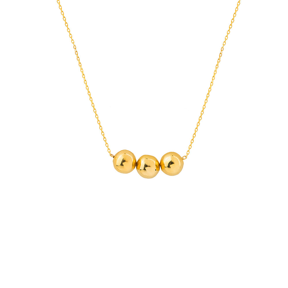 Spheres Necklace