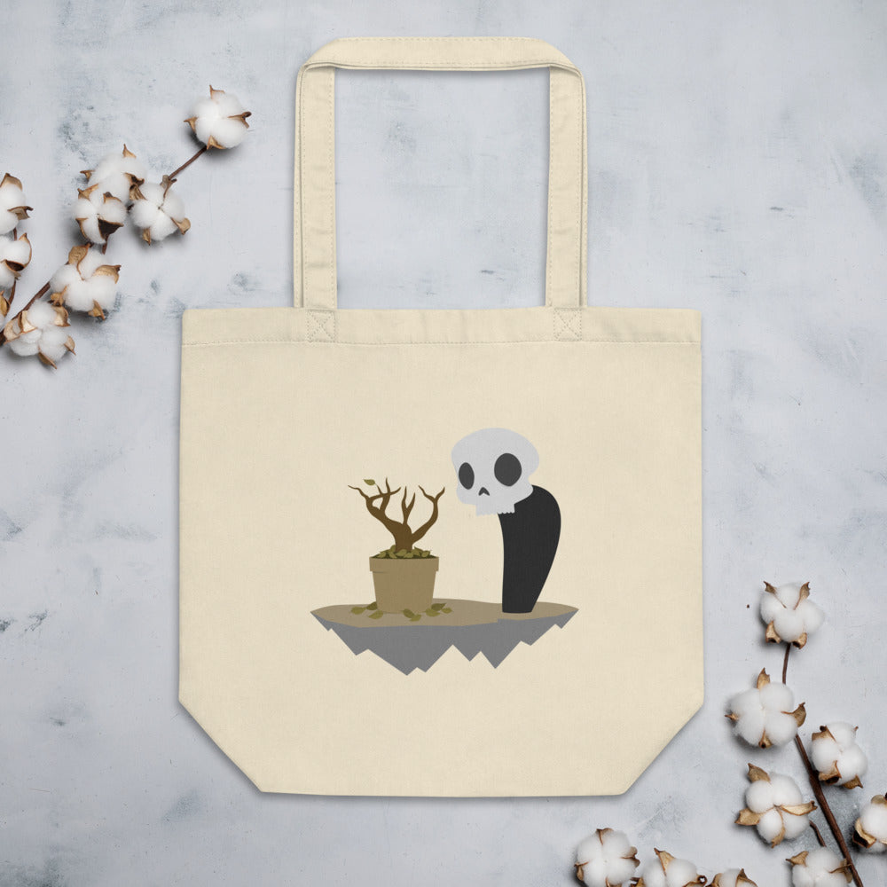 To Death Plant Reaper - Eco Tote Bag