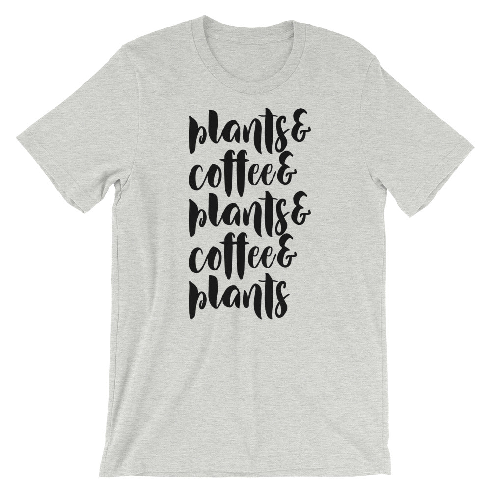 Plants & Coffee & Plants