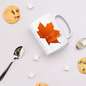 Up And Autumn Mug