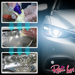 Car Headlights Cleaner & Restorer