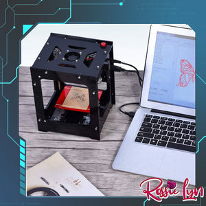 Precision Mini Laser DIY Engraver