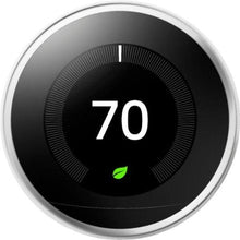 Load image into Gallery viewer, Google - Nest Thermostat-E Smart Thermostat