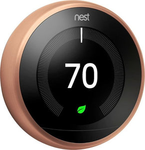 Google Nest T9 Touch-Screen Wi-Fi Smart Thermostat