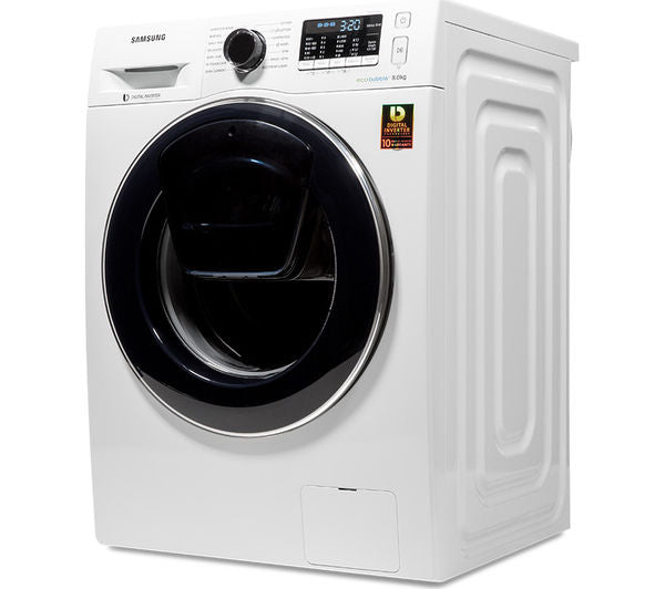 Compact Front-Load Washer with QuickDriveTM, 2.4 cu.ft.