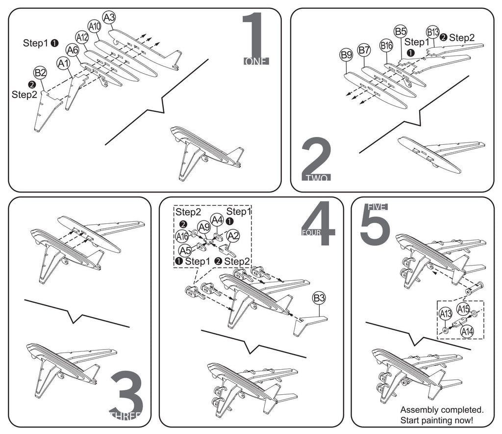 Airplane Steps