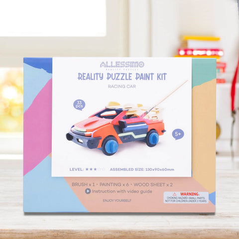 Allessimo Reality Puzzles 3D Painting Puzzle Super Speed_2