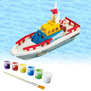 Allessimo Reality Puzzles Seas the Day 3D Painting Puzzle