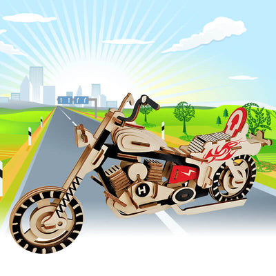 Allessimo Reality Puzzles 3D Speed Demon Puzzle