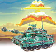 Allessimo Reality Puzzles Tactical Tank