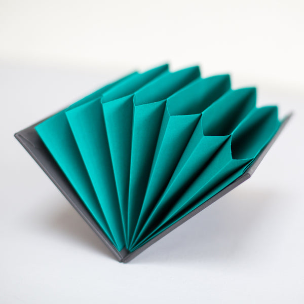 NEW!!! Online Workshop: Ori-Folder Book | Teal or Autumn