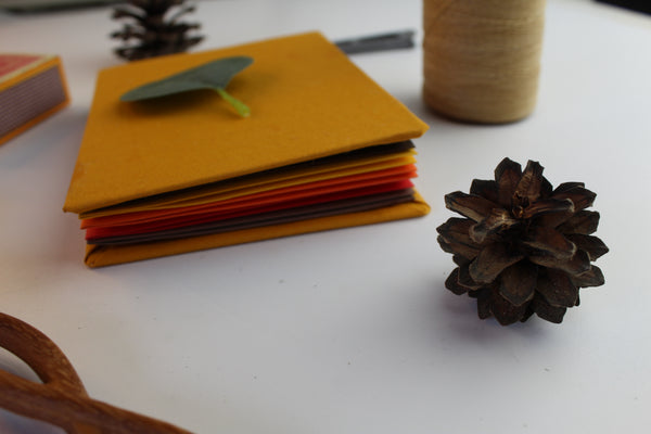 Online Workshop: Ori-Folder Book (Autumn Edit)| Online video