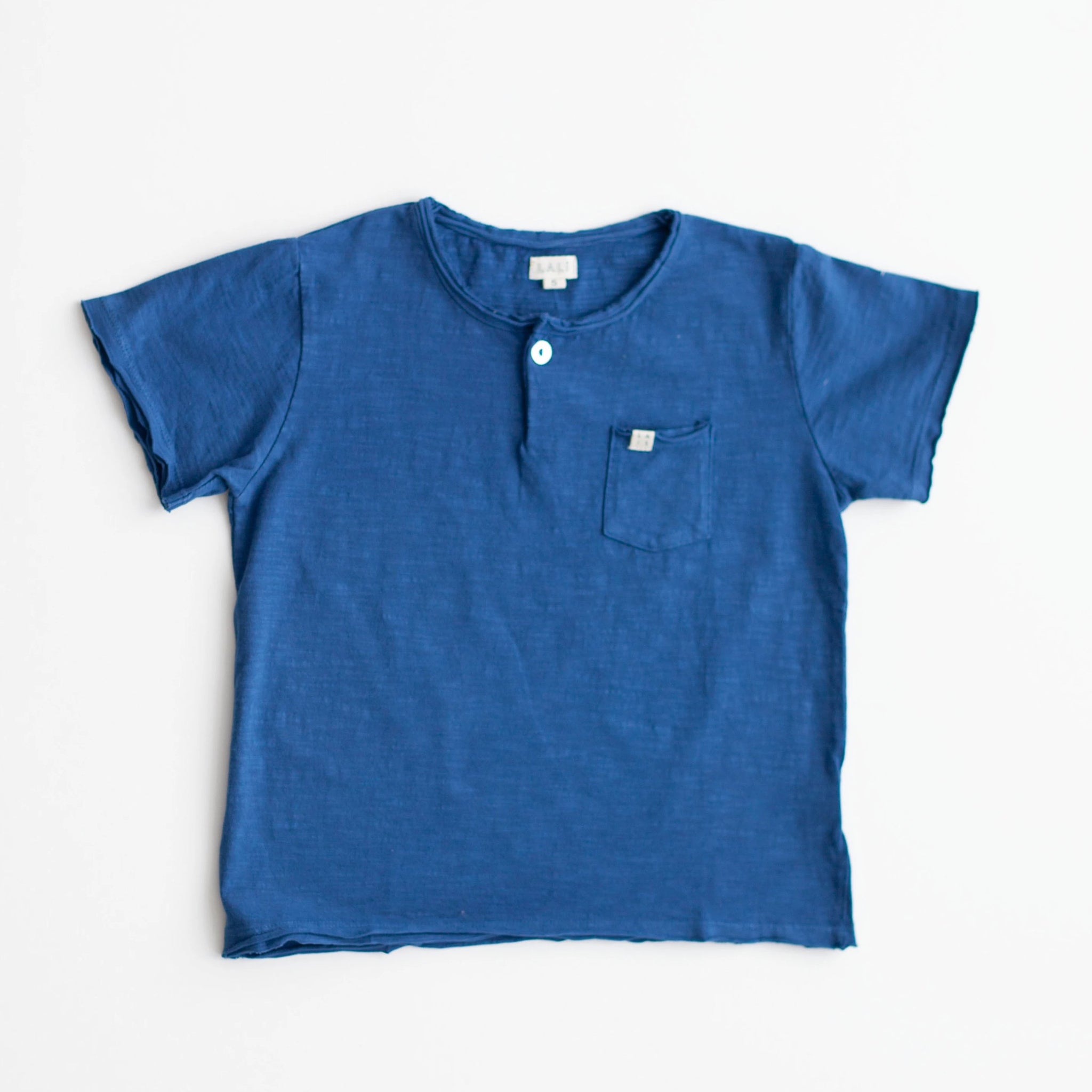 Boys Buckeye Tee - Blue
