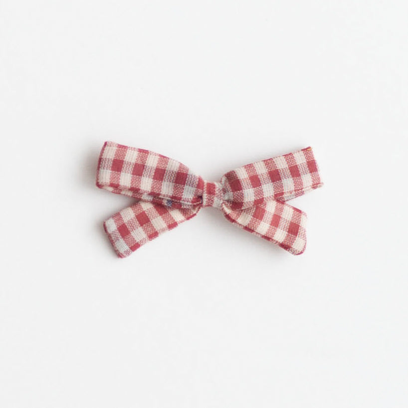 Small Bow, Red Chex