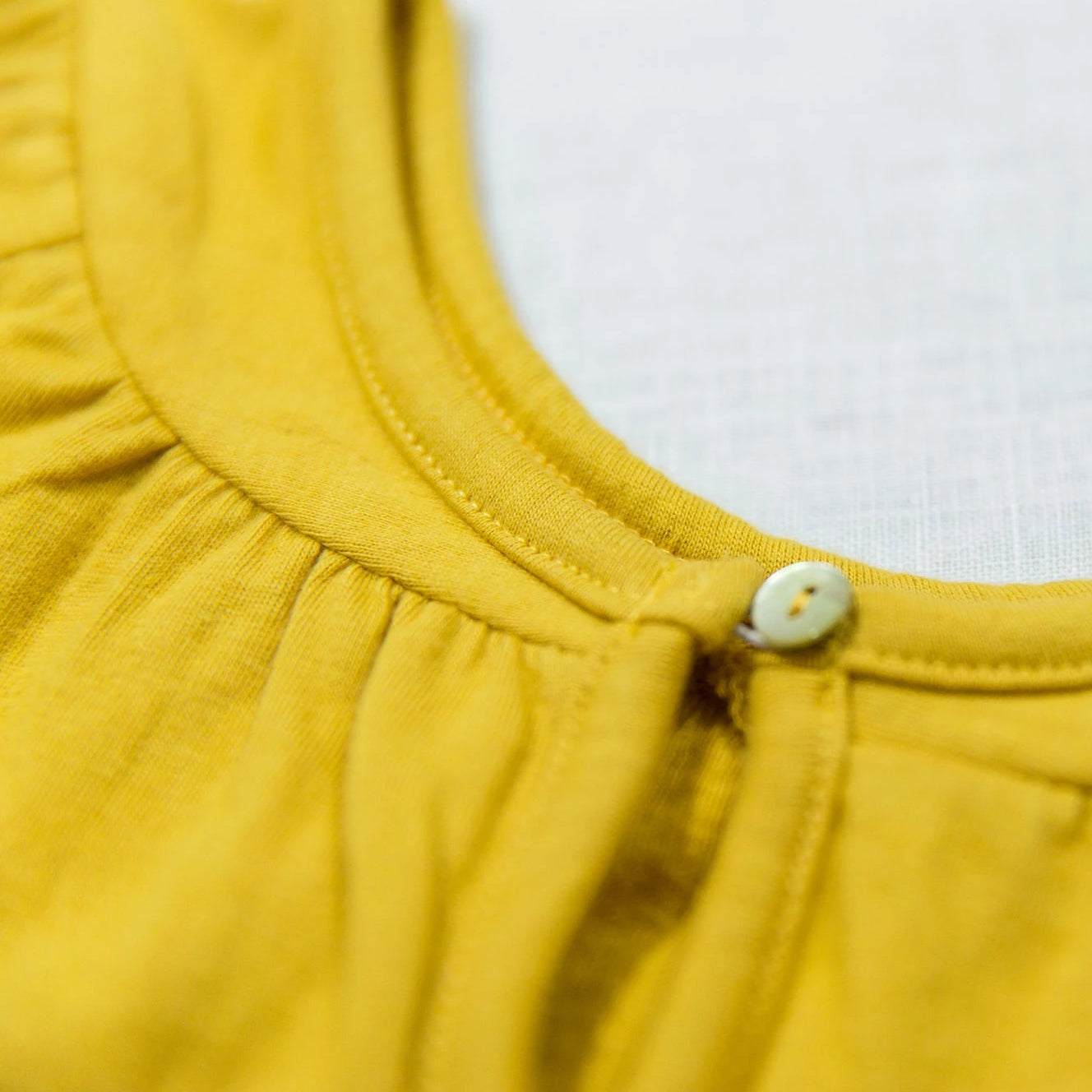 Mustard Knit Olive Top
