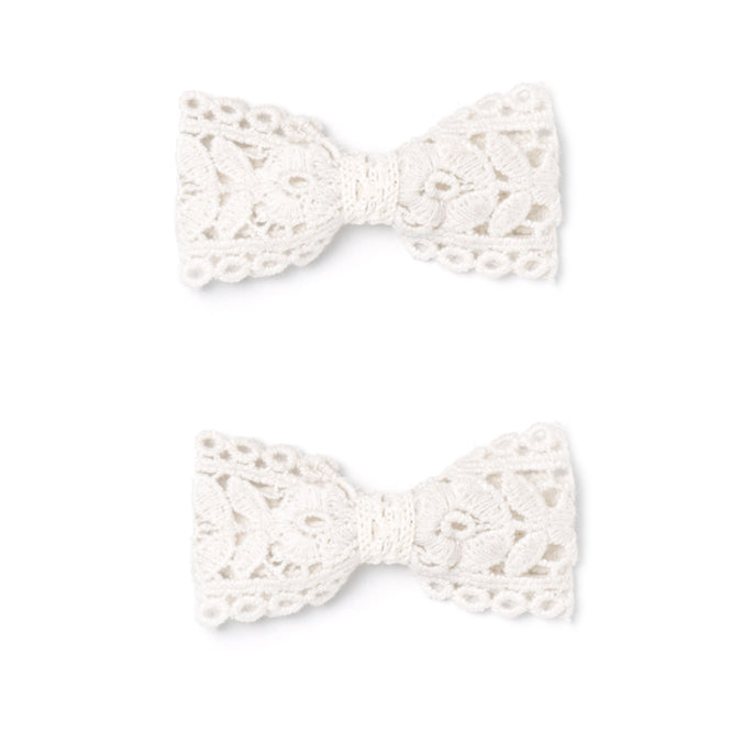 Botany Bow Set, Lace