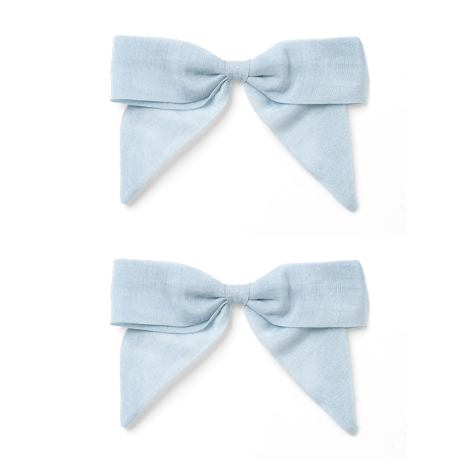 Botany Bow Set, Blue