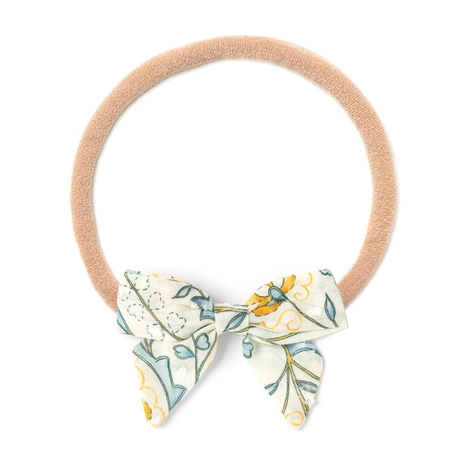 Headband Bow, Mustard Wallpaper