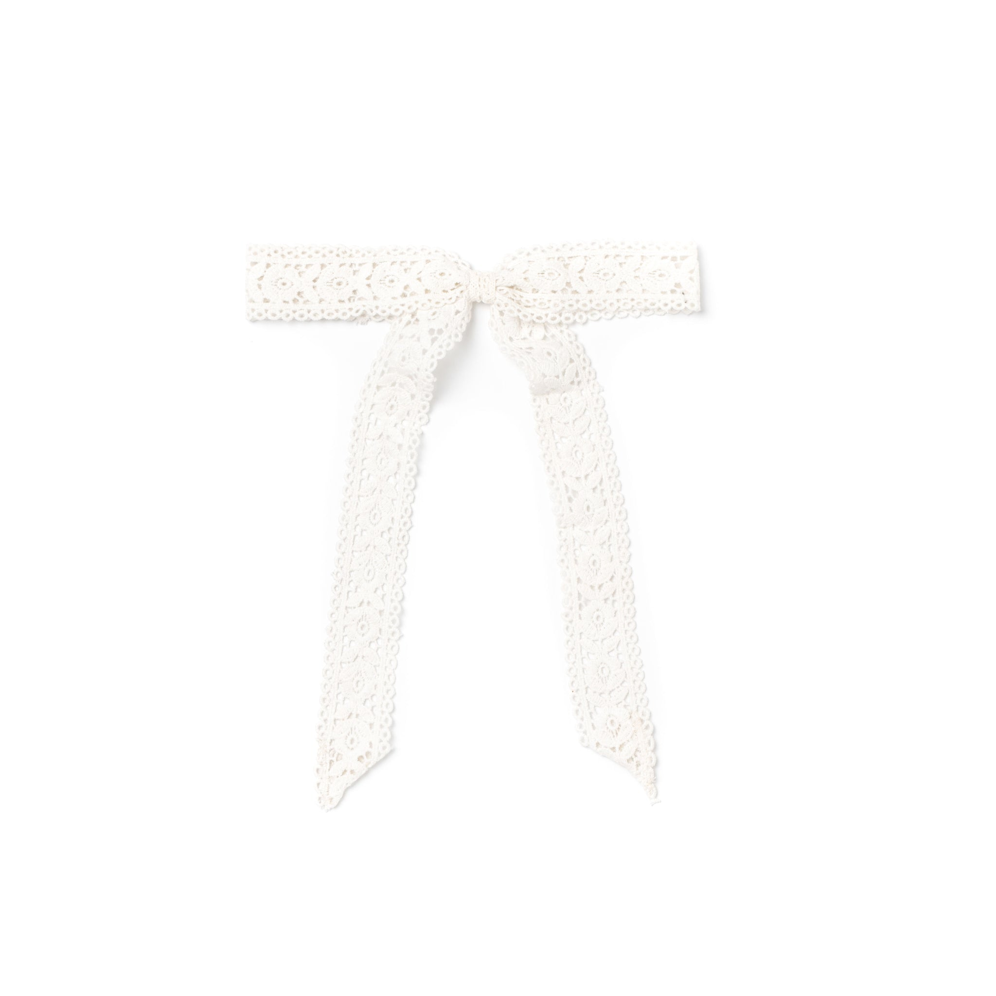 Ribbon Bow, Lace