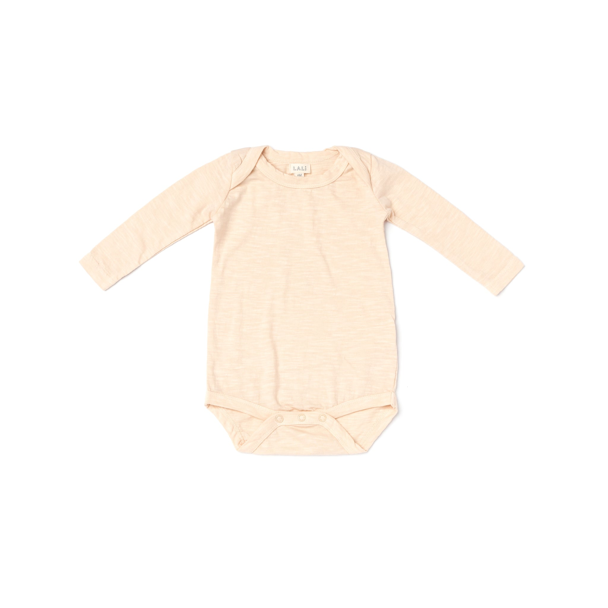 Cream Moon Onesie