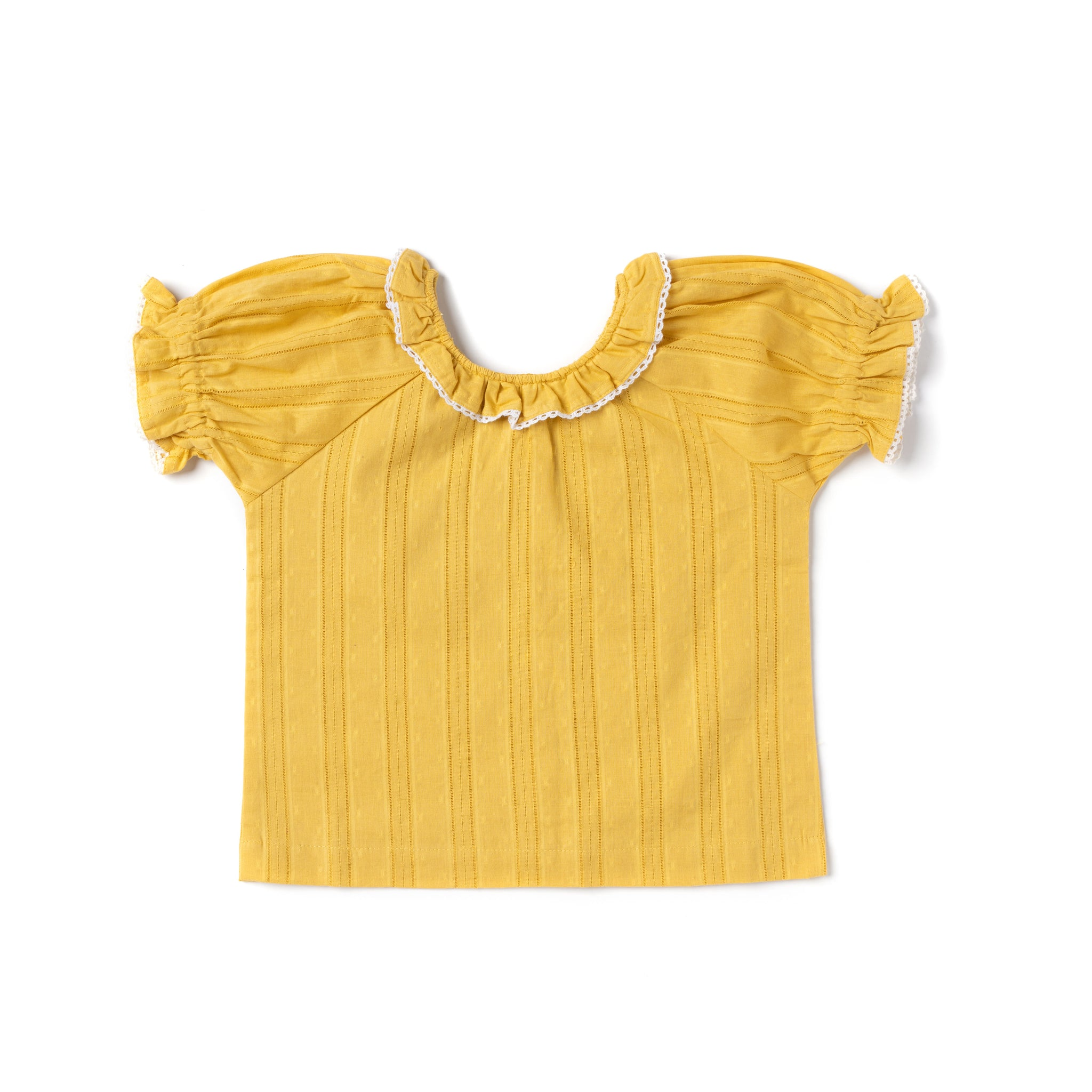 Sunflower Top, Mustard